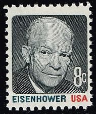 Buy US #1394 Dwight D. Eisenhower; MNH (0.25) (3Stars) |USA1394-06