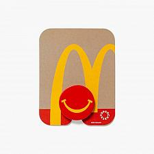 Buy New McDonald Happy Meal Smile PopSockets® Limited cellphone phone Free Shipping