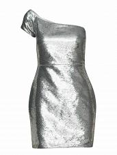 Buy ZOE KARSSEN One Shoulder Sequin Mini Dress Size small NWOT $140