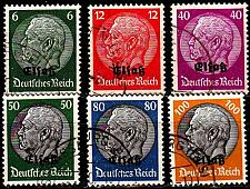 Buy GERMANY REICH Besetzung [Elsass] MiNr 0001 ex ( O/used ) [01]