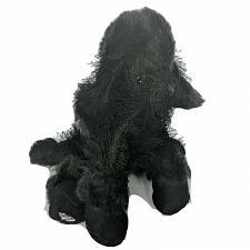 "Buy Ganz Webkinz Black Poodle Puppy Dog Stuffed Animal HM191 No Code 9.5"""