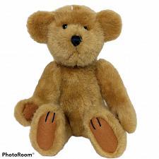 "Buy Jungle Joe's Safari Friends Brown Teddy Bear Plush Stuffed Animal 8.5"""