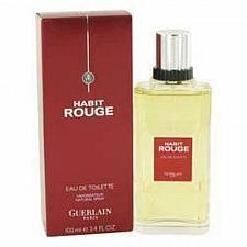 Buy Habit Rouge Cologne / Eau De Toilette Spray By Guerlain