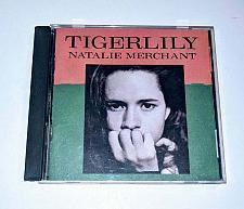 Buy NATALIE MERCHANT TIGERLILY Compact Disc Nmnt