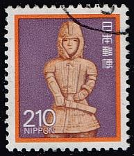 Buy Japan #1629 Clay Warrior Figure; Used (5Stars) |JPN1629-01XDT