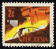 Buy Rhodesia #276 Blast Furnace; Used (0.25) (1Stars) |RHO276-01XVA