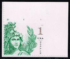Buy US #5295 Statue of Freedom; MNH P# Single (2.00) (5Stars) |USA5295-04