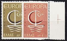 Buy GRIECHENLAND GREECE [1966] MiNr 0919-20 ( **/mnh ) CEPT