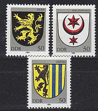 Buy GERMANY DDR [1984] MiNr 2857 ex ( **/mnh ) Wappen