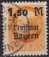Buy GERMANY Bayern Bavaria [1919] MiNr 0175 A ( O/used ) [02]