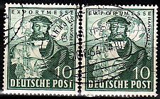 Buy GERMANY Alliiert AmBri [1949] MiNr 0103 ( O/used ) [01] Bahnpost