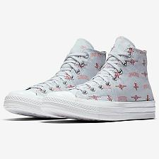 Buy Converse X NBA Hi Houston Rockets 161162C Chambray High Top Sneakers All Size