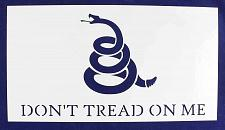 Buy Don't Tread on Me- 1 Piece Stencil Painting /Crafts/ Templates