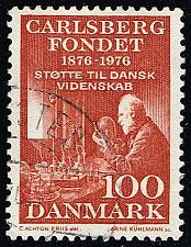 Buy Denmark #592 Emil Hansen; Used (4Stars) |DEN0592-01XBC