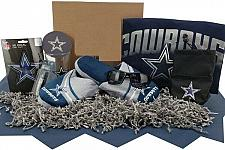 Buy NFL Dallas Cowboys box kit gift set Shirts, Hats, Watches, Socks, Tumblers