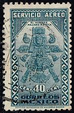 Buy Mexico #C70 Aztec Birdman; Used (2Stars) |MEXC070-01XRS