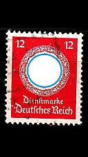 Buy GERMANY REICH Dienst [1942] MiNr 0172 b ( O/used )