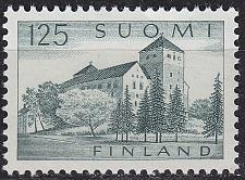 Buy FINLAND SOUMI [1961] MiNr 0533 ( **/mnh ) Bauwerke