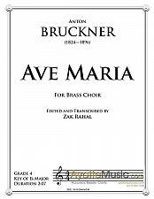 Buy Bruckner - Ave Maria