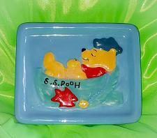 Buy Authentic Walt Disney Winnie The Pooh 'NAUTICAL POOH' Ceramic Soap Dish