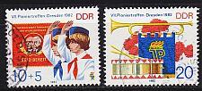Buy GERMANY DDR [1982] MiNr 2724-25 ( OO/used )
