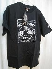 Buy Orange County Choppers Rock Tavern New York T-shirt Size L NWT