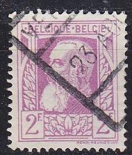 Buy BELGIEN BELGIUM [1905] MiNr 0077 ( O/used ) [02]