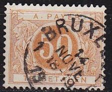 Buy BELGIEN BELGIUM [Porto] MiNr 0005 II ( O/used )