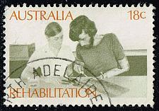 Buy Australia #524 Amputee Assembling Circuit; Used (0.60) (3Stars) |AUS0524-02XBC