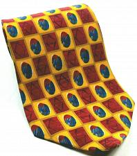 Buy Cocktail Collection Molecular Expressions Scotch Geometric Novelty Silk Tie