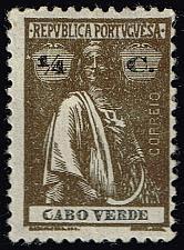 Buy Cape Verde #173 Ceres; Unused (2Stars) |CPV0173-07XRS