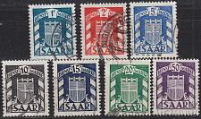 Buy GERMANY Saar [Dienst] MiNr 0033 ex ( O/used ) [03]