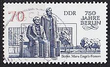 Buy GERMANY DDR [1987] MiNr 3073 ( OO/used ) Bauwerke