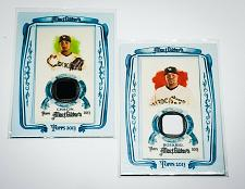 Buy MLB JHOULYS CHACIN WILIN ROSARIO 2013 TOPPS ALLEN & GINTER GAME-WORN JERSEY LOT