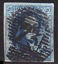 Buy BELGIEN BELGIUM [1851] MiNr 0004 By ( O/used ) [01]