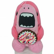Buy Peek A Boo Pink Shark Holding Donut Plush Stuffed Animal 10""