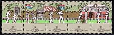 Buy Australia #665a Cricket Match Strip of 5; MNH (3.00) (5Stars) |AUS0665a-01XBC