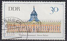 Buy GERMANY DDR [1968] MiNr 1382 ( OO/used ) Bauwerke