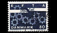 Buy DÄNEMARK DANMARK [1967] MiNr 0450 y ( O/used )