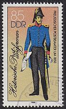 Buy GERMANY DDR [1986] MiNr 2999 I ( OO/used ) Post