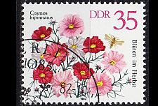 Buy GERMANY DDR [1982] MiNr 2742 ( O/used ) Blumen