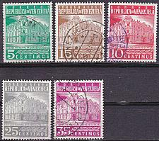 Buy VENEZUELA [1958] MiNr 1197 ex ( O/used ) [01] Architektur