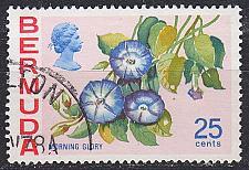 Buy BERMUDA [1975] MiNr 0313 ( O/used ) Blumen