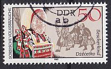 Buy GERMANY DDR [1982] MiNr 2721 ( OO/used ) Trachten