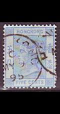 Buy HONGKONG HONG KONG [1882] MiNr 0036 a ( O/used )