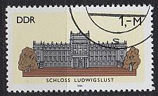 Buy GERMANY DDR [1986] MiNr 3035 ( O/used ) Architektur