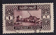 Buy LIBANON LEBANON LIBAN [1930] MiNr 0171 ( O/used )