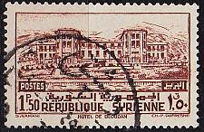 Buy SYRIEN SYRIA [1940] MiNr 0444 ( O/used )