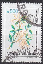 Buy ARGENTINIEN ARGENTINA [1989] MiNr 1983 ( O/used ) Blumen