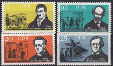 Buy GERMANY DDR [1963] MiNr 0952-55 ( **/mnh )